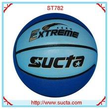 11 panels laminated basketball ball ST782