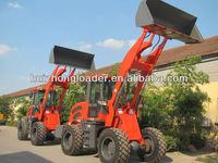 bell cane loader 2.8t wheel loader HZM930 with front loader prices