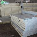 price freezer polyurethane insulation aluminum PU manufacturer insulated sandwich cold room panels