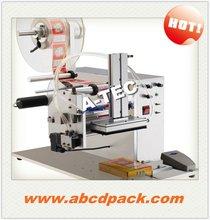 AL1100P top or planar pnuematic manual box label applicator