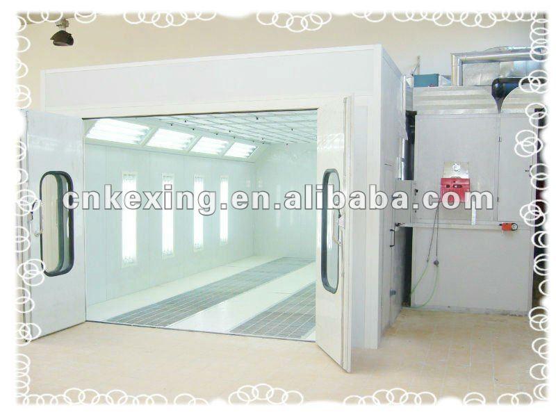 Automotriz kx-sp3200b pintura cabina de aerosol