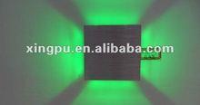 2011 Model design Square Led wall light,1W,AC85~265V,1W led light