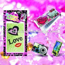 Custom New Design Mobile Phone Sticker