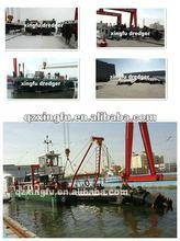 Chinese river digging machine