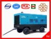 Hot sale! diesel driven 20-450kw 27-600HP CUMMINS diesel engine portable rotary air Compressor for minning