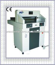 Professional manufacturer Program-control Hydraulic WD-670HP 26 inch Simple Paper Cutting Machine Guillotine Cutter