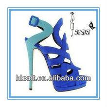 Vogue Fashion Pumps Dress Shoes,Buckle New Arrival Ladies High Heels