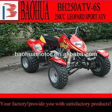 eec 250cc racing atv BH250ATV-6S