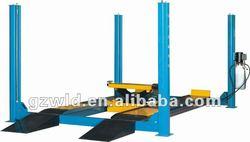 WLD-QJY435D Four Post Hydraulic Car Lift/car hoist