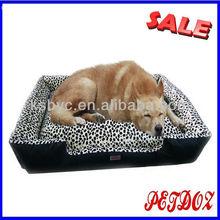 Leopard Pet Bed Luxury