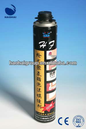 One Component PU Adhesive Sealant PVC Insulation Foam