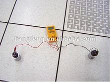 HPL or PVC coated anti-static access floor