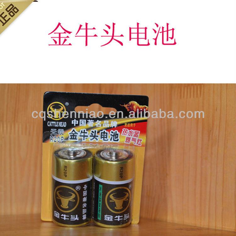 R20P D size 1.5V dry battery