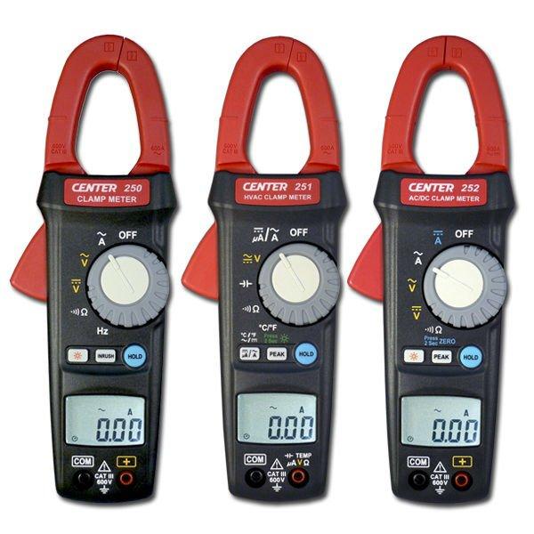 True Rms Clamp Meter Ac/dc True Rms Clamp Meter