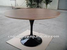 Modern Fiberglass Saarinen Tulip Dinning Table-Iconic Mid-century Designer Furniture Producer In China