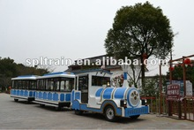 Cheap Amusement Park Toy Train for Children Riding