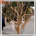 Fabricação chinesa artificial árvore sem folhas/pu artificial tronco/moda estilo seco de árvore para decoração