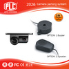 Easy installation high quality PLC 2026 sensor&camera combine in one car parking system