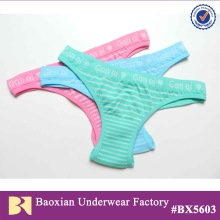 new arrival sexy thong seamless in 3 pack