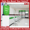 Customized high end modern mobile phone shop decoration