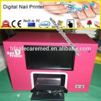 Flower Beauty digital nail art printer for sale