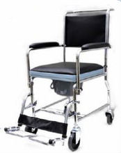 SG-220 portable toilet chair for elderly and handicapped