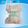 No tejido de la tela desechable china oem de pañales para bebés/pañales