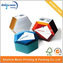 factory produce popular paper perfume box packaging, wholesale perfume box