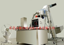 liner punch and inserting machine