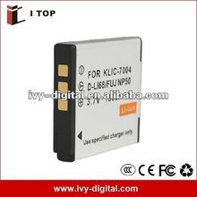 Digital Battery for FUJI NP50/D-LI68/KLIC-7004