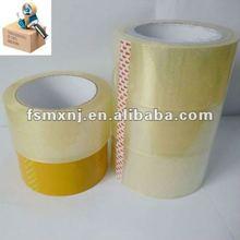 Clear/Transparent BOPP film adhesive circle tape factory
