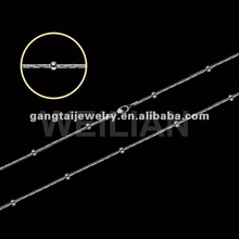 Silver jewelry chain,925 silver necklace,china manufacturer