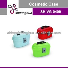light up&hard side cosmetic case