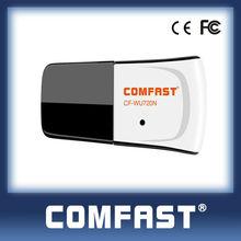 COMFAST CF-WU720N Mini Usb Wifi Adapter Ralink 5370 Chipset