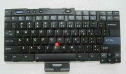 Replaceable Keyboard Laptop Keyboard For IBM Lenovon T40 ---13N9988