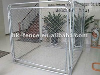 chain link fence dog kennel /dog cage (Grace from HT)