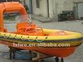 Inflado fender/rígido rápido barco salva-vidas