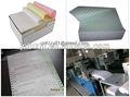 Cor computador papel autocopiativo - dot matrix impressora de papel