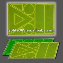 Reflective Sticker 8pcs Set, CE EN13356