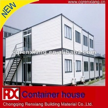 Easy installation movable and durable mobile morden container house