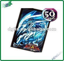 Custom Plastic card sleeve / Game card sleeve / Gift card bag