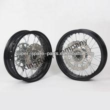 "top qualtiy alloy 17"" dirt bike wheels rims"
