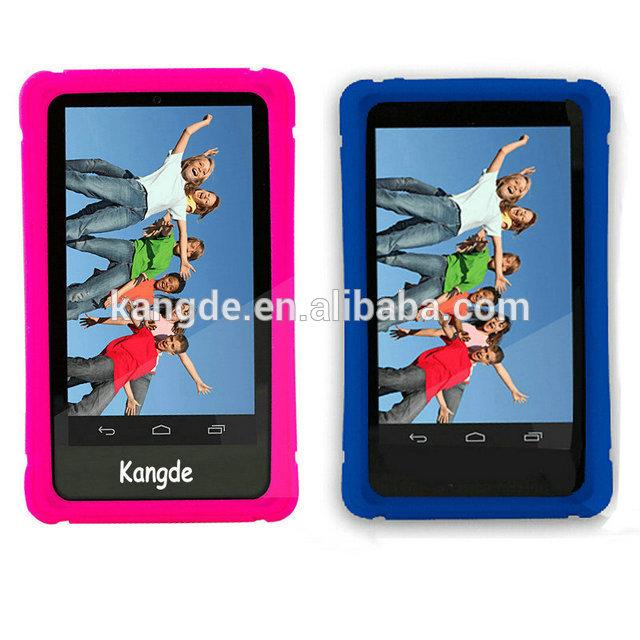 """shockproof 7 kids tablet case, kids 7 inch tablet case, 7"""" tablet silicon case cover"""
