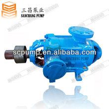 D horizontal multistage centrifugal drainage pump, drain pump.
