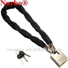 SL777 NEW Nurbo heavy duty chain lock motorcycle security chain locks