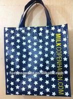 2013 fashion pp laminated non woven bag