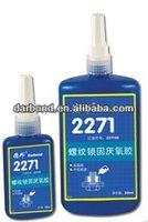 Good Lubricity Anaerobic Threadlocker Adhesive