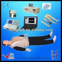 Avanzada de multi - funcional en primer lugar - ayuda maniquí de rcp, adultos entrenamiento en rcp ficticio, maniquí de rcp