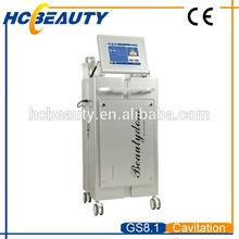 2012 most popular cavitation vacume cellulite treatment device