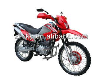 Chinese gasoline motorcycle, motocross 150cc bike